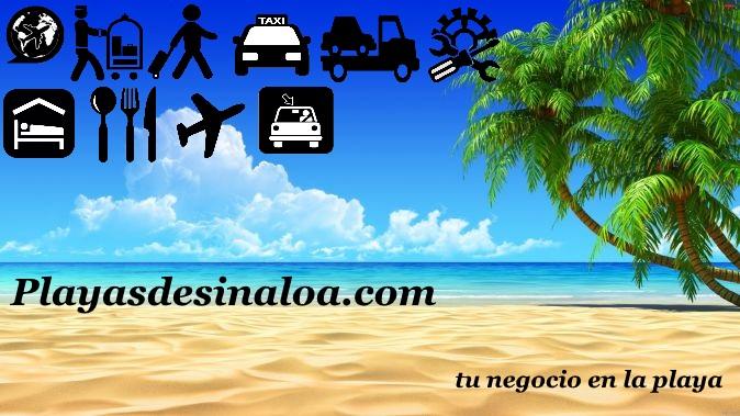 Playas de Sinaloa